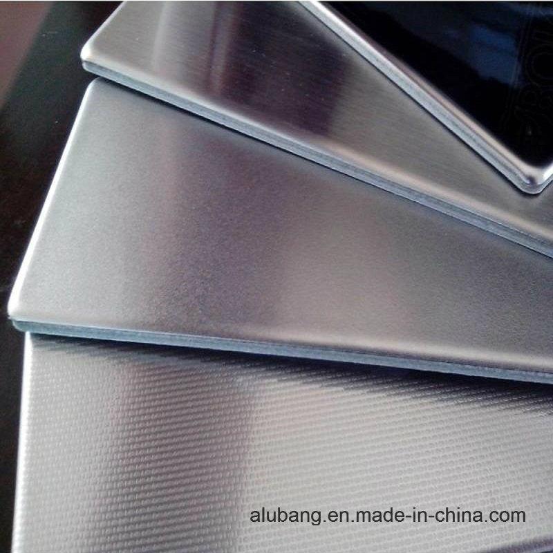 Fireproof Core Aluminum Composite Panel (ALB-024)