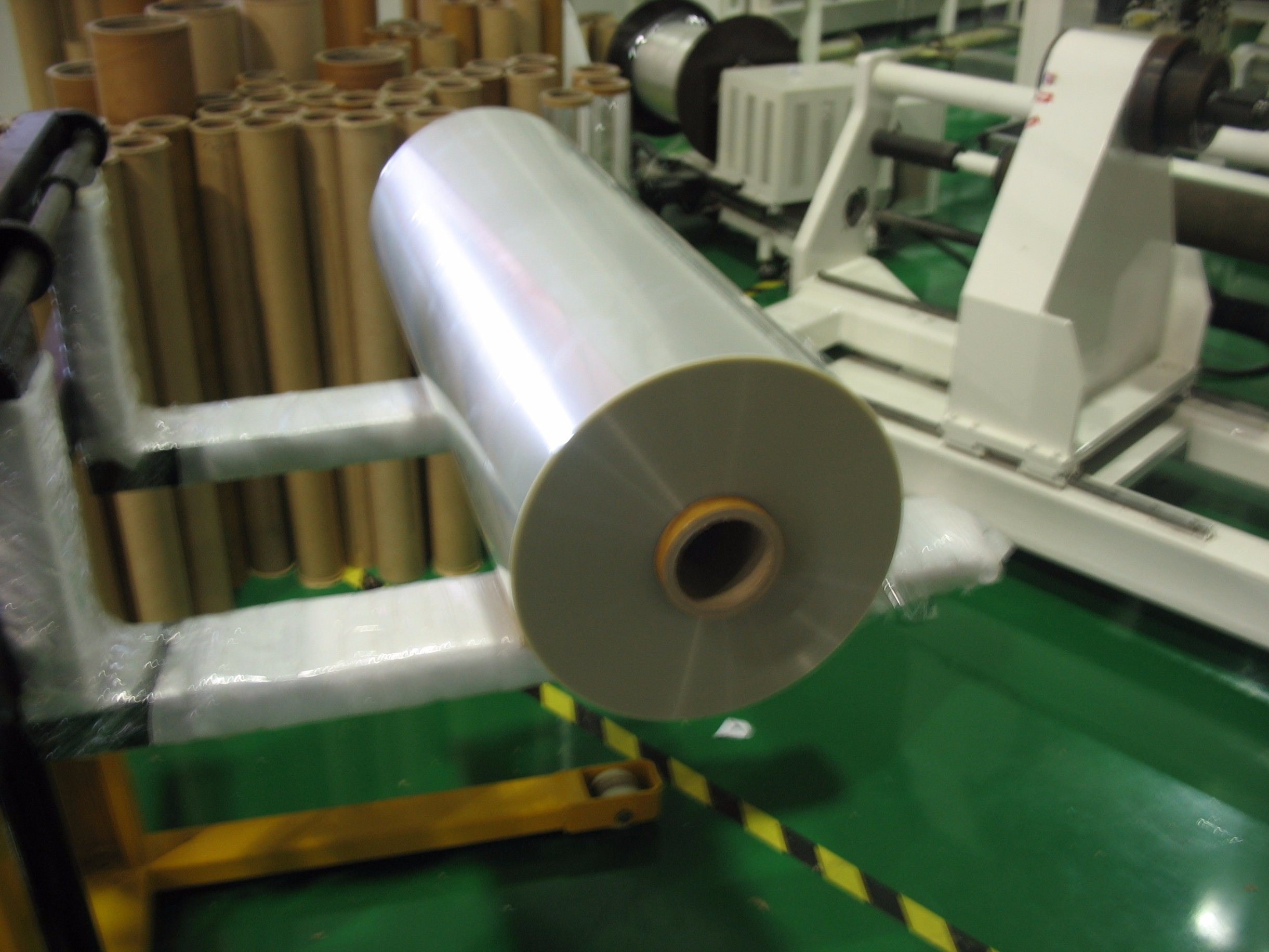 50mic BOPET Film, Corona Treat Pet Film for Printing