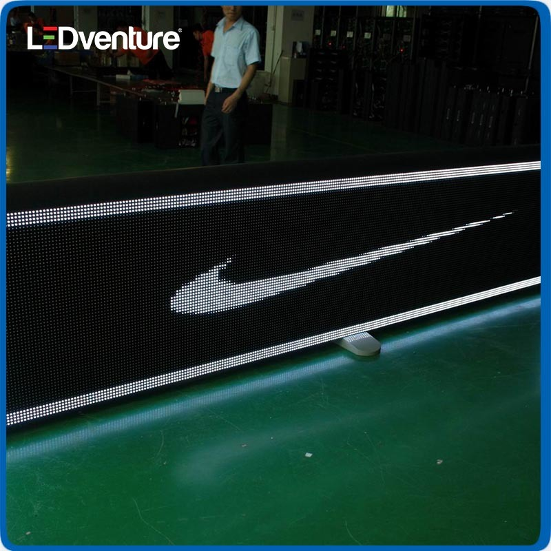 pH10 Outdoor SMD Perimeter LED Board for Stadium Sports