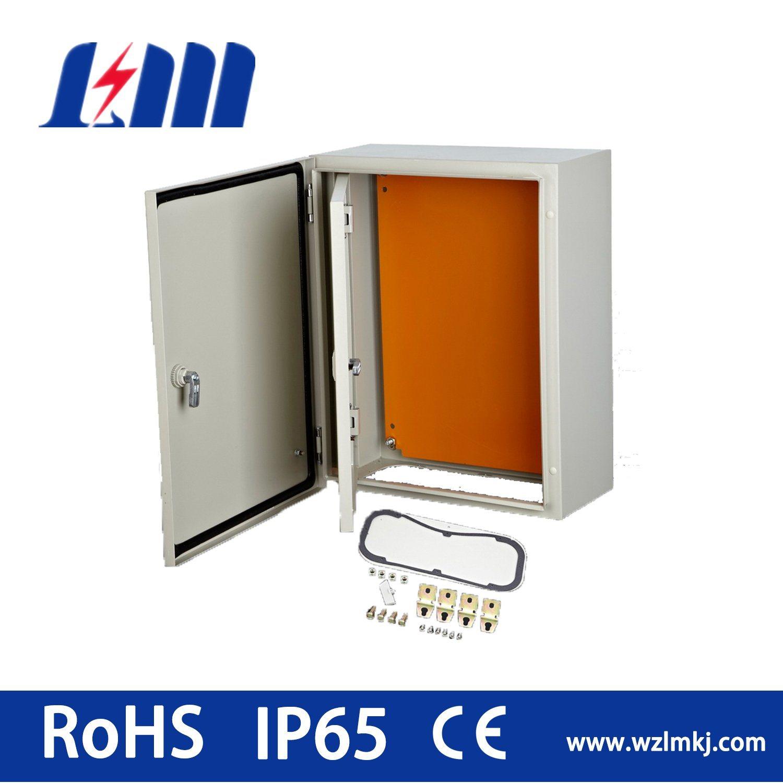 Inner Door Stainless Steel Distribution Box IP65/AISI304 316 Enclosure