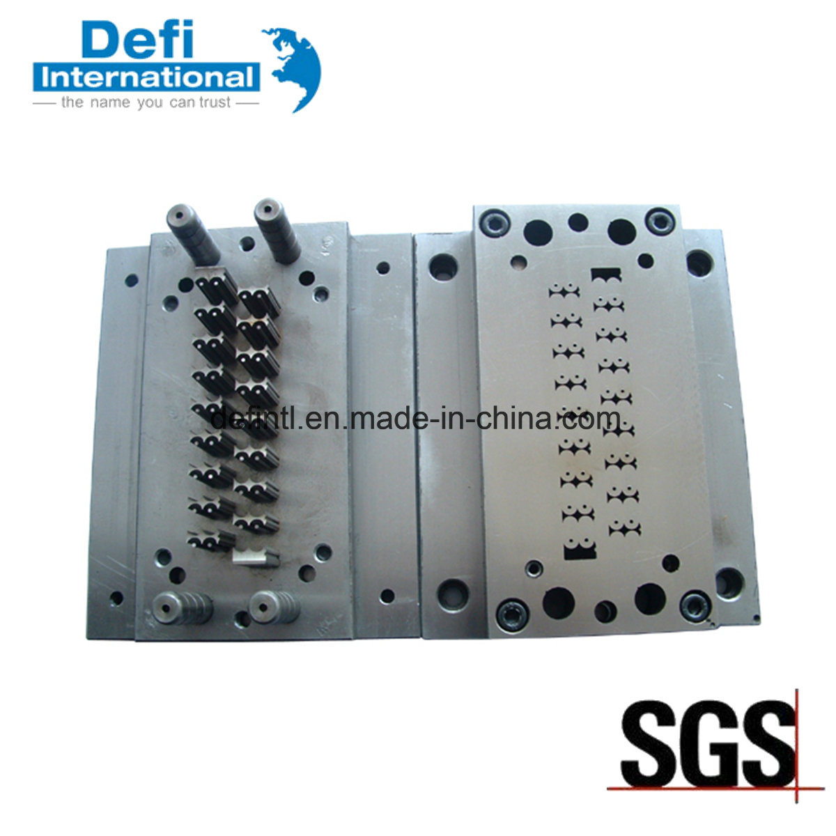 Custom Plastic Injection Mold for Plastic Extrusion
