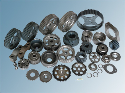 Sintered High Precision Timing Gear for Machinery and Mototive