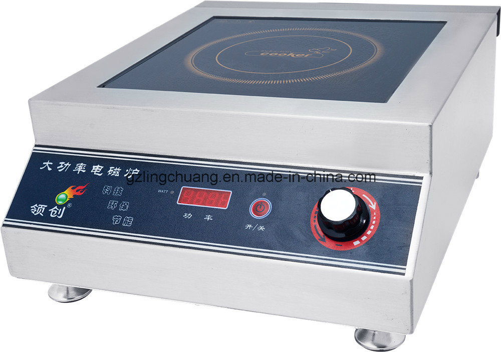 High Quality Commercial Induction Stove