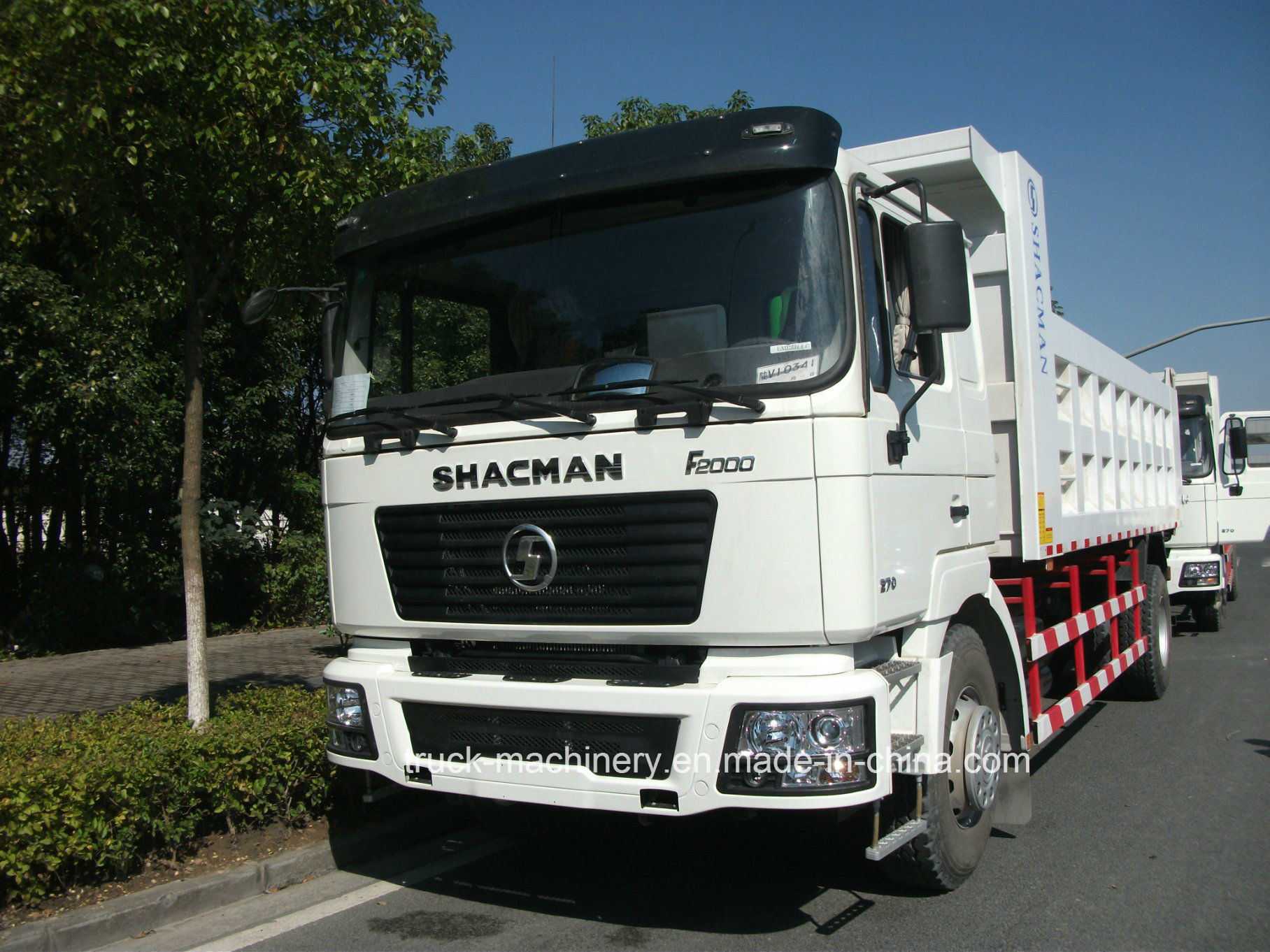 Shacman F2000 4X2 Tipper/Dump Truck for Sale