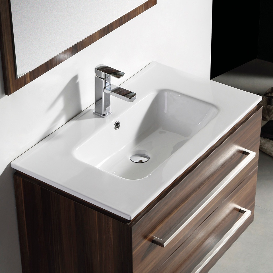 Feather Edge Basin Cabinet Sink (ETNA-100)