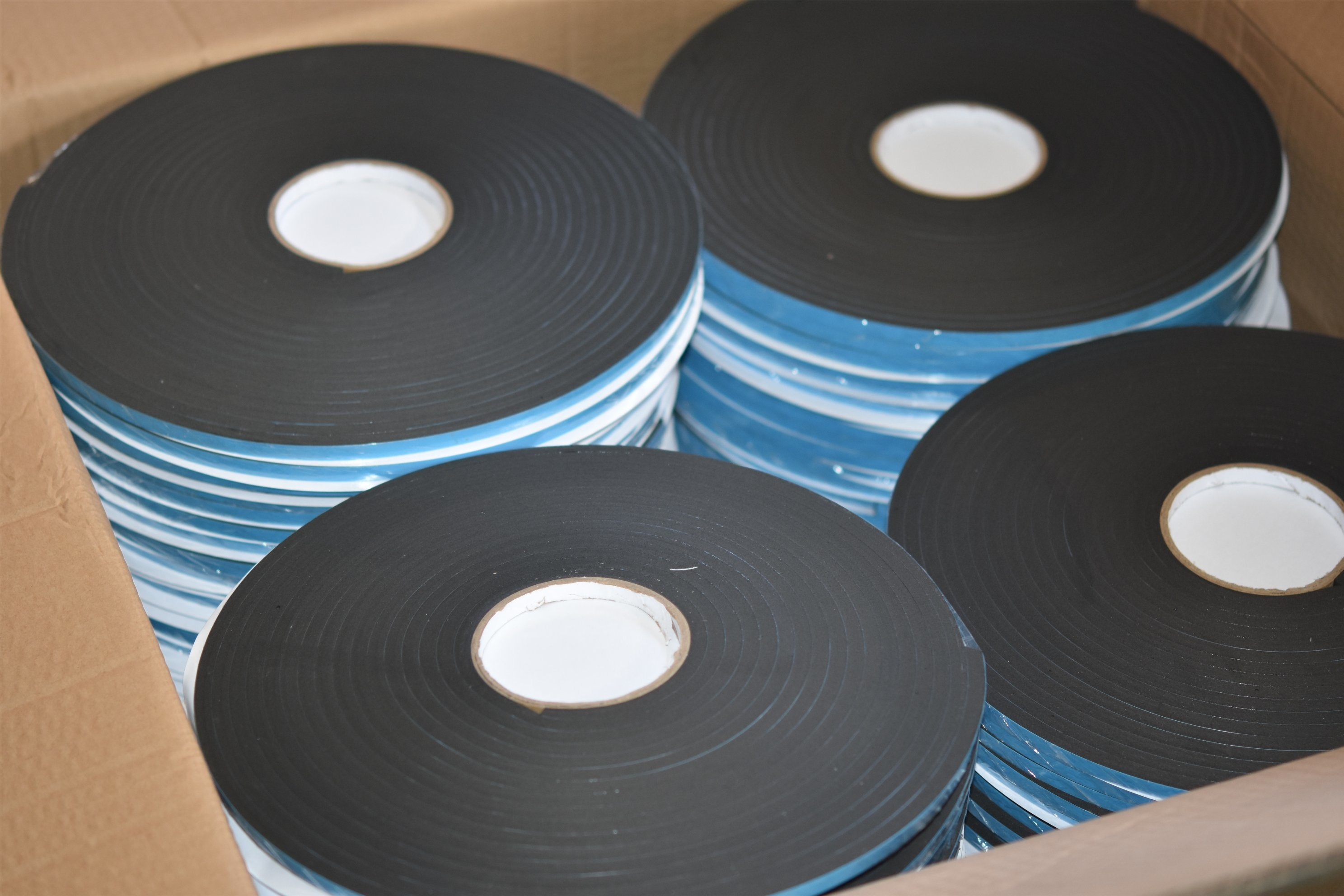 12mm EVA Decorative Window Structure Glazing Tape