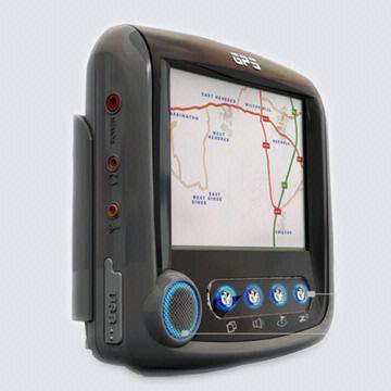 Portable gps installation directions