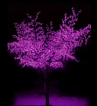 China LED Cherry Trees String Light - China Led, Led Cherry Trees
