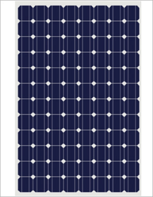 Solar Panel 255W with 96PCS Mono 125*125mm Solar Cell (CNSDPV-255(S))