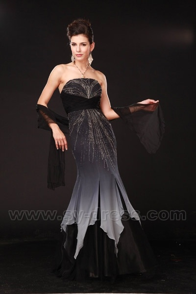 Nice Dresses Wedding on Nice Evening Dress  Dr 0201    China Elegant Evening Dress Prom Dress