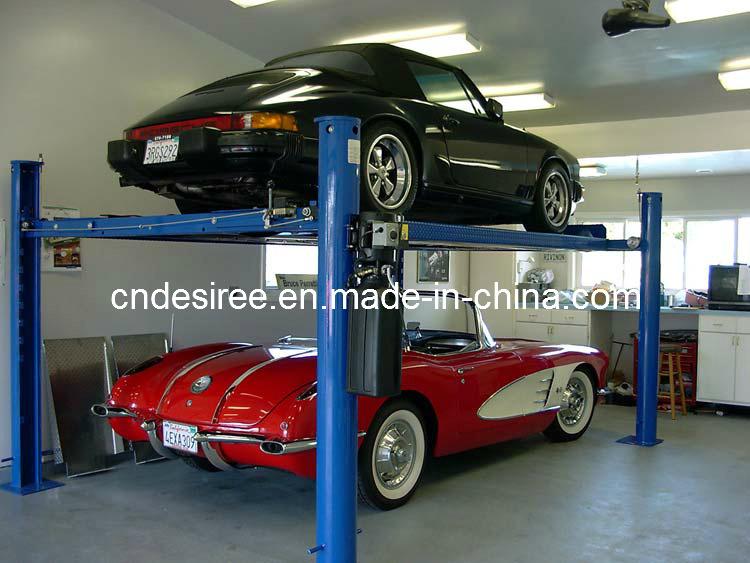4 Post Car Lifts: Post Lift: 4 Post Lift Garage