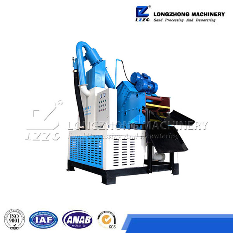 Lzzg New Product, Desander Machine Slurry Treatment System for Sale