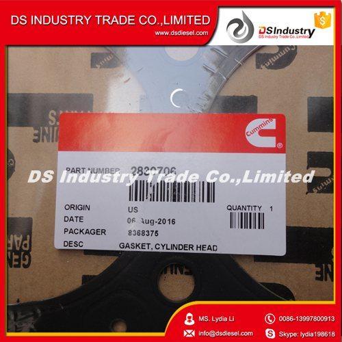 New Diesel Engine Parts 4isbe Cylinder Head Gasket 2830706