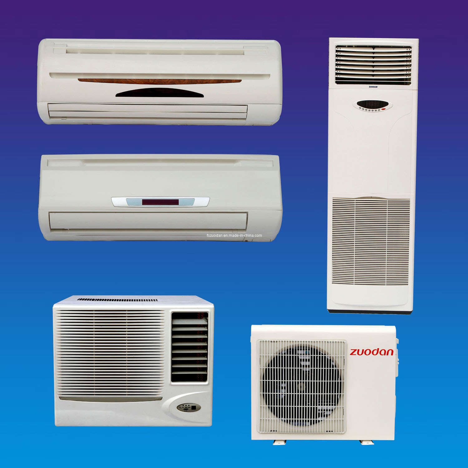 Standing Type Air Conditioner 24000BTU (P Series) China Split Air  #0E71BD