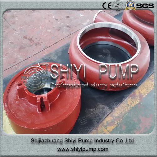 High Chrome Alloy Centrifugal Water Treatment Slurry Pump Parts