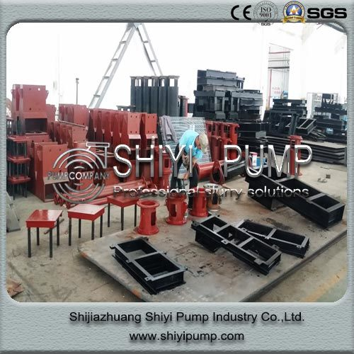 Slurry Pump Parts Impeller Abrasion Resistant Water Treatment Centrifugal