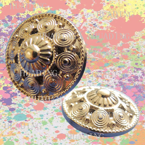 Unique Fashion Special New Jeans Button in Alloy Material (SK00466)