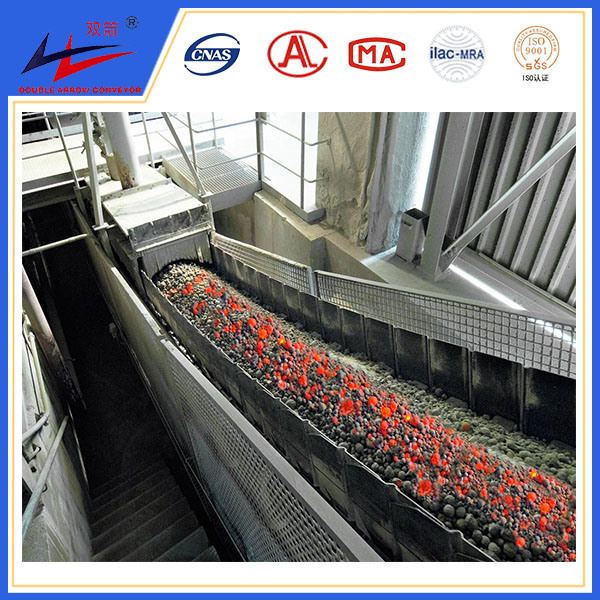 Long Distance Heavy Loading Tubulaire Convyeor, Pipe Conveyor Manufacturer
