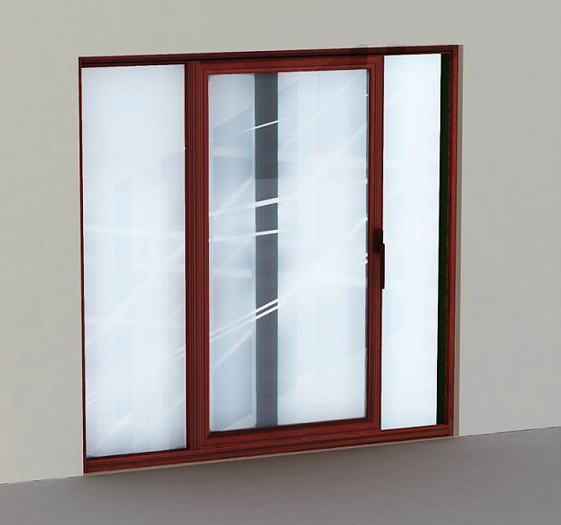 China aluminum sliding glass door photos pictures made for Aluminum sliding glass doors price