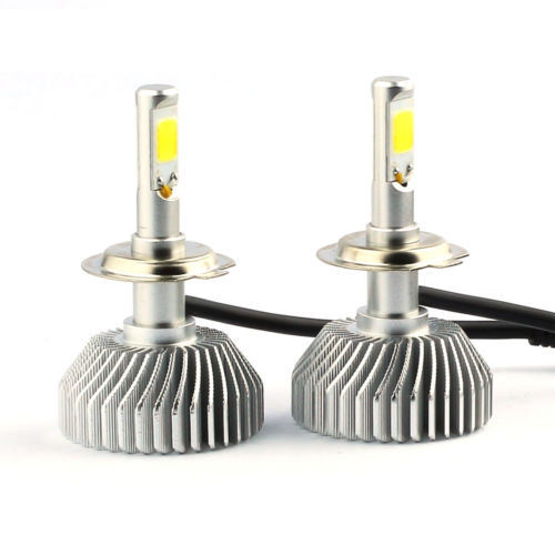 30W 6000lm H4 6000k LED Headlights