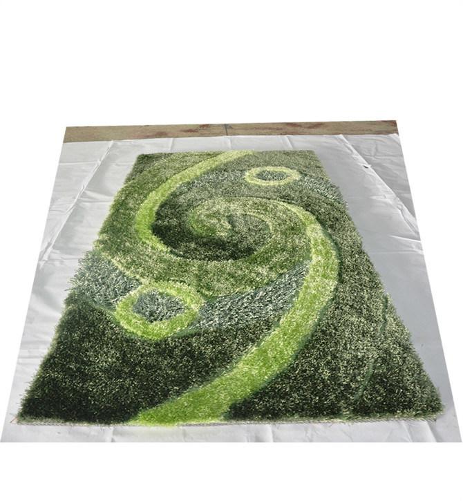 Inspissate Carpet Rug Textile Super Soft Silk Carpet Mat