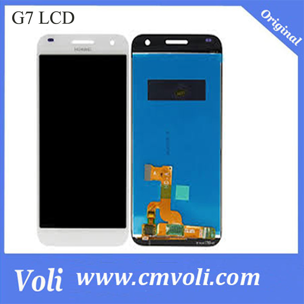 Wholesale LCD for Huawei G7 LCD Digitizer Touch Screen