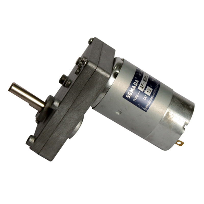 China Dc Square Gear Motor Af 545 Photos Pictures