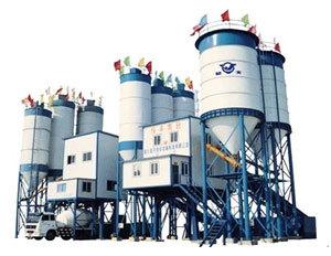 2017 High Quality Concrete Mixer Plant Machinery (HLS120)