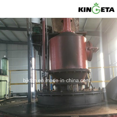 Kingeta Biomass Pyrolysis Multi-Co-Generation Gasifier System
