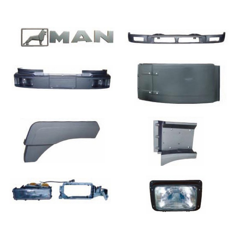 Bumper Man 110