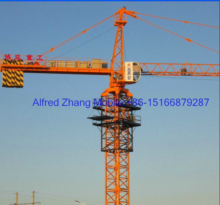 Hongda Competive Tower Crane Tc6018