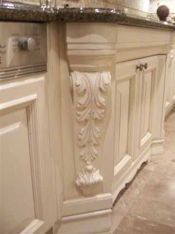China solid wood kitchen cabinet carving china solid for Carved kitchen cabinets