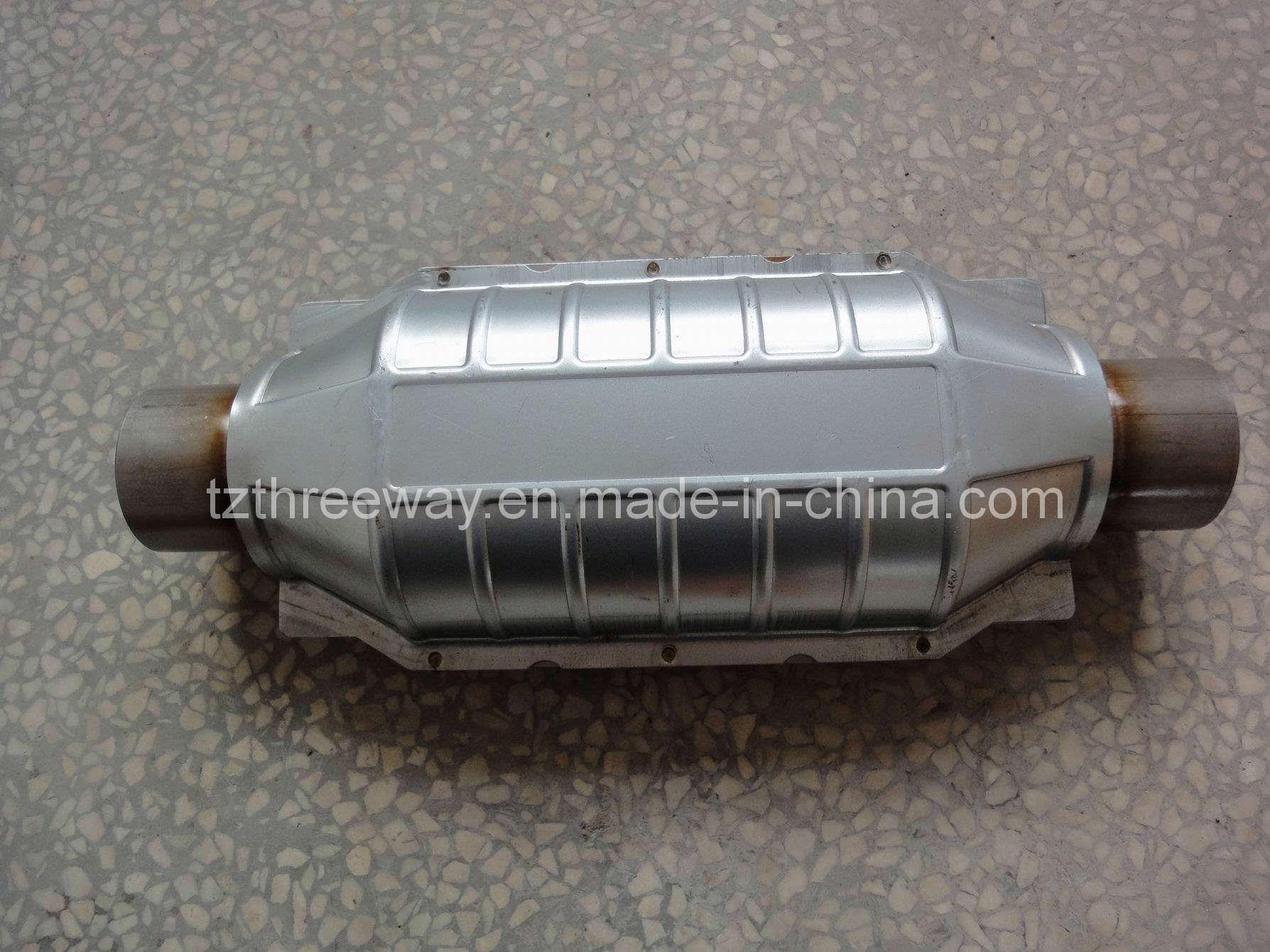 Magnaflow Catalytic Converter - Ceramic - Universal Fit