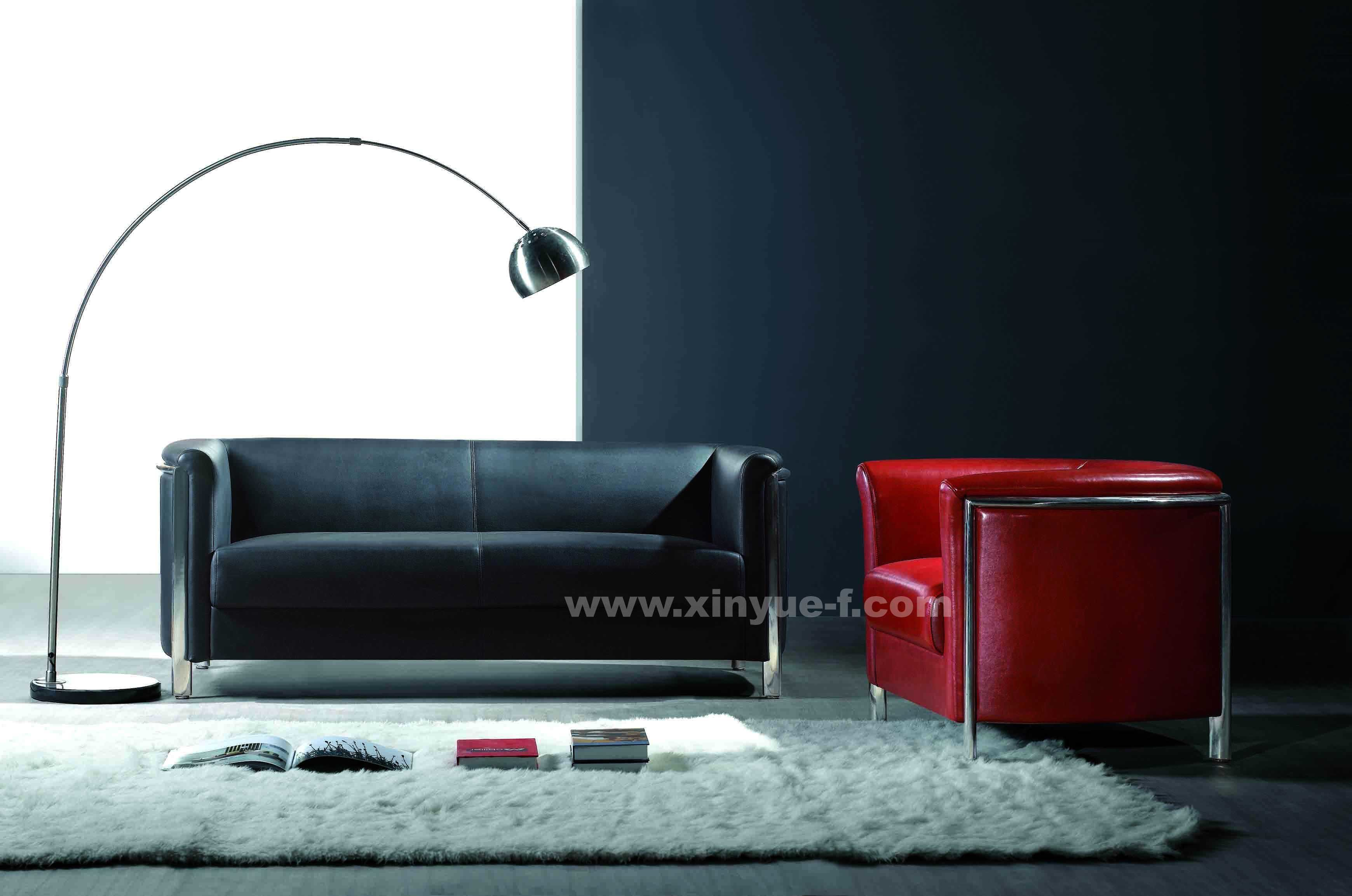 modern leather sofa on Modern Leather Sofa  A607    China Sofa  Leather Sofa  Modern Leather