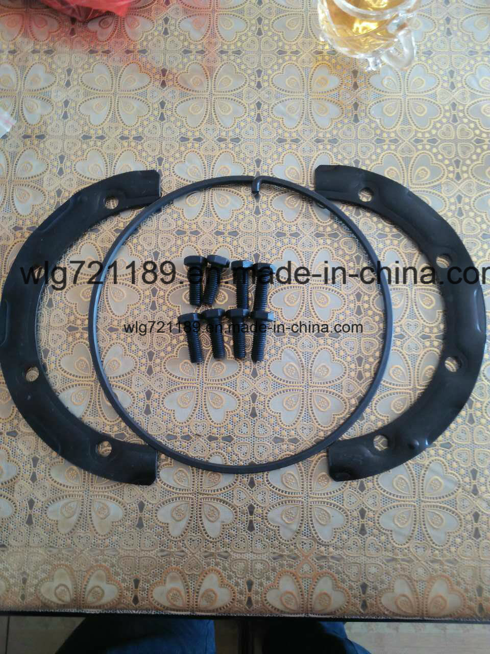 Commercial Vehicle Brake Disc for Volvo