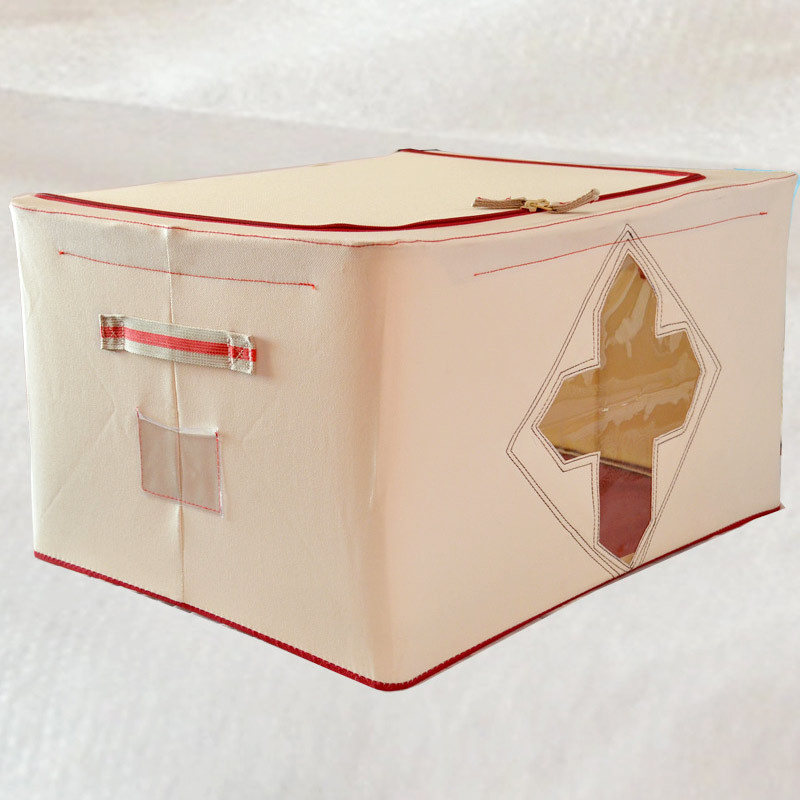 Rss-STB Foldable Storage Box for Home Collecting