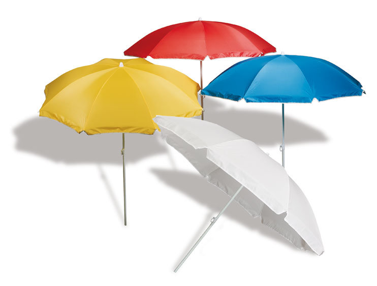 Beach Sunshade Umbrella with Pouch