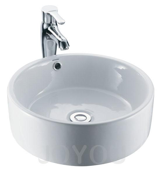 China Wash Basin, Ceramic Basin (JY63012) - China Sink, Basin
