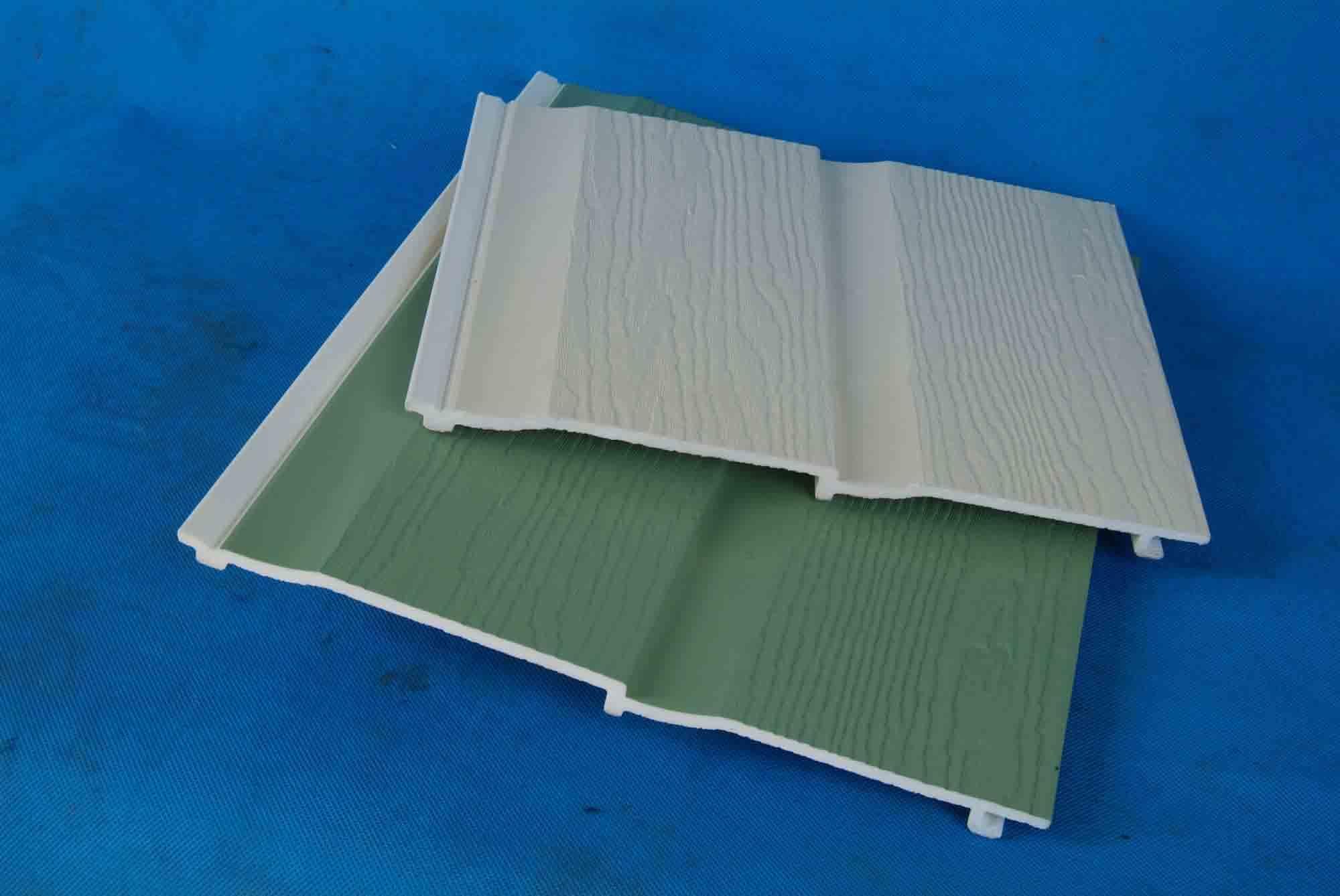 Pvc Board Siding : China pvc foam siding panel pane