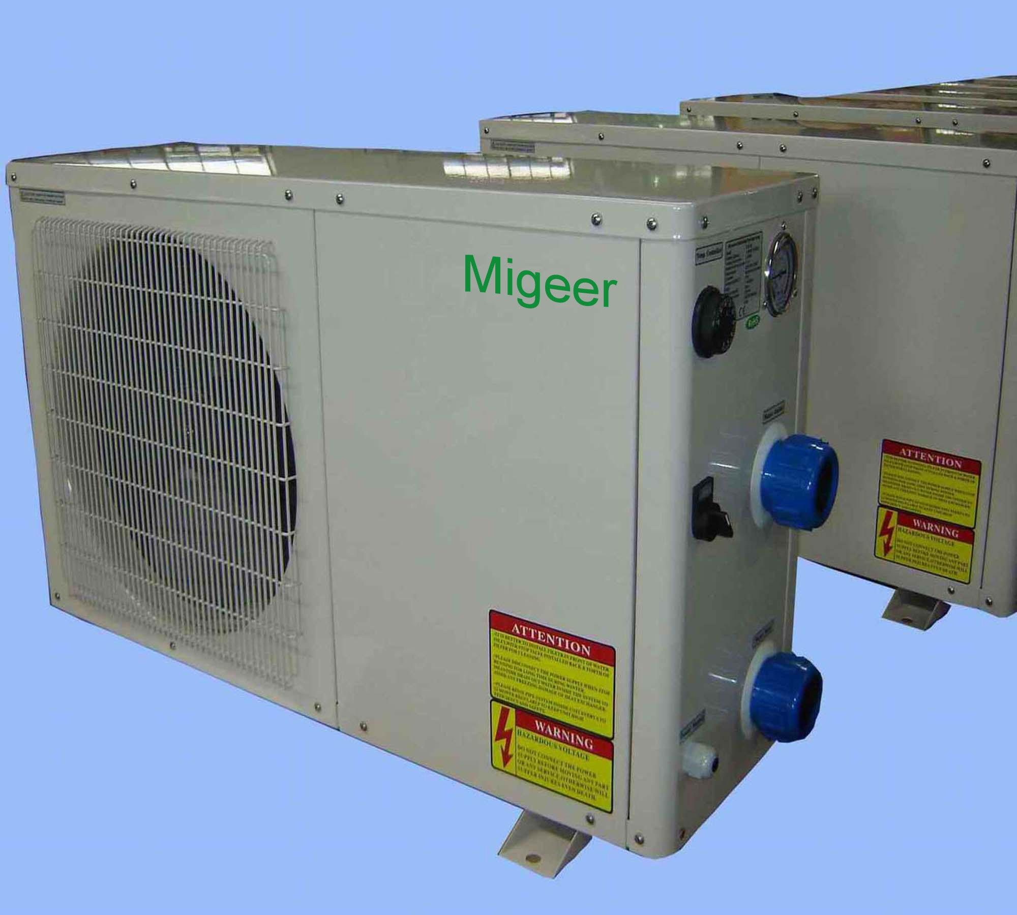 Swimming pool heat pump gz jy 38 china heat pump - Swimming pool heat pumps for sale ...