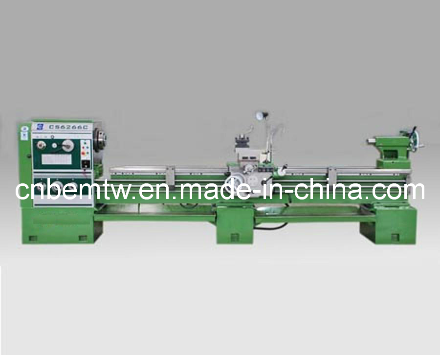 Conventional Gap-Bed Lathe Turing Machine