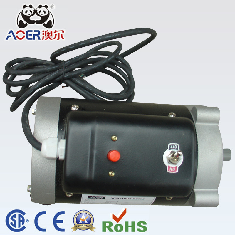 1HP AC High Rpm Spindle Motor Electric