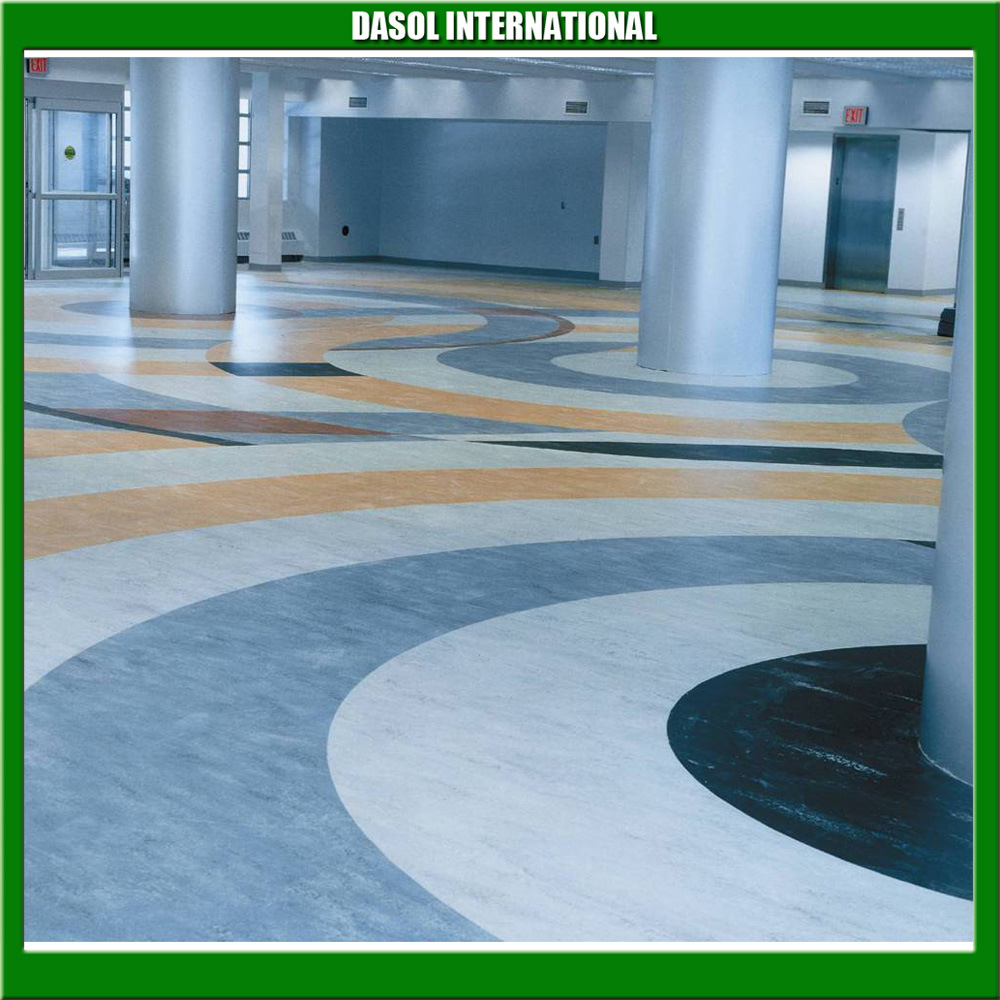 PVC Quartz Floor Tile, Homogenous PVC Tile, PVC Flooring