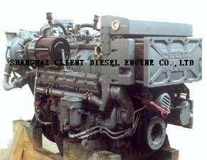 Deutz Mwm Marine Engine (TBD234V6 TBD234V8 TBD234V12)