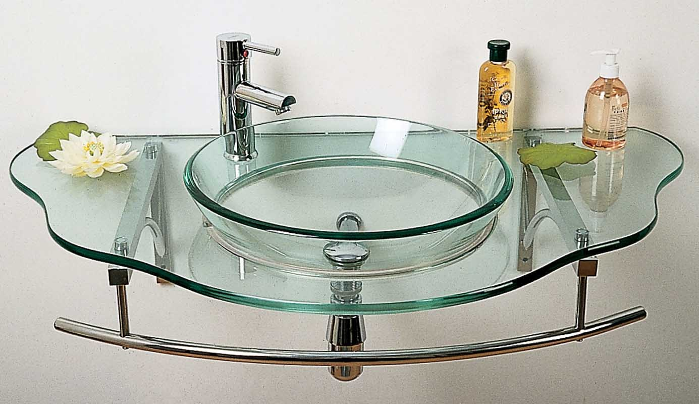 ... Tempered Glass Basin (YQG7010) - China Clear Glass Basin, Wash Basin