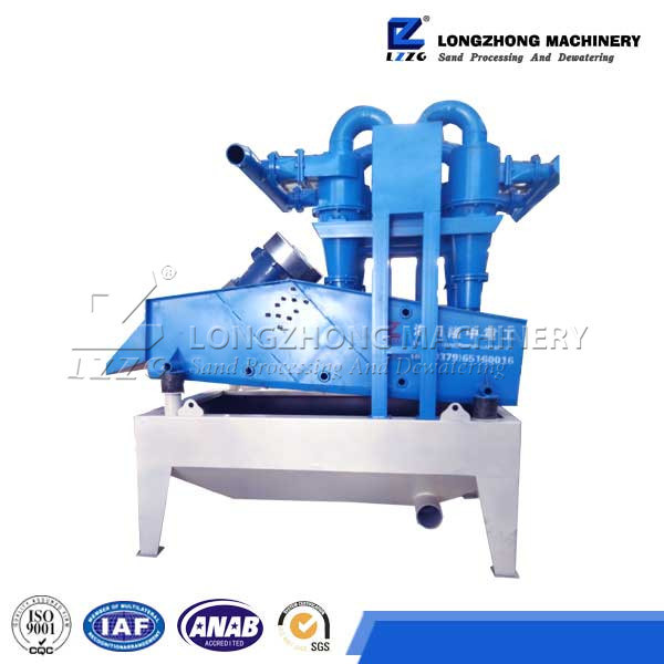 Sand Recycling Plant for Sand Washing Production Line, Sand Washing Machine for Sale