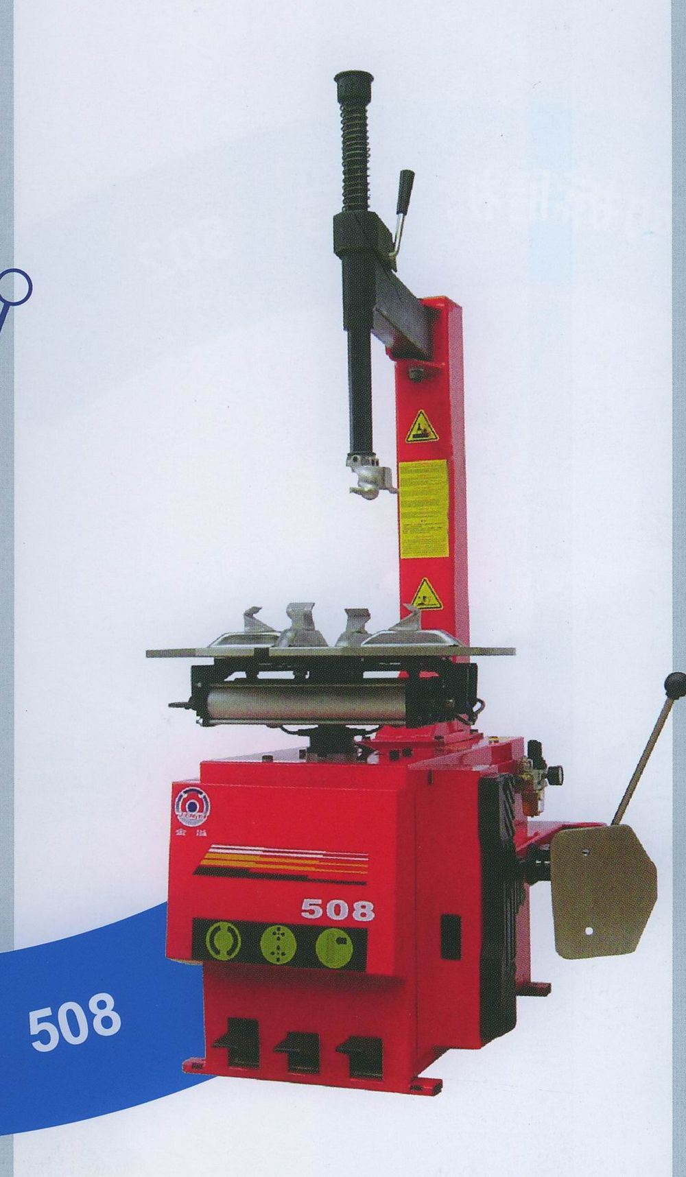 Automatic Change Machine ~ Semi automatic tyre changer machine photos pictures