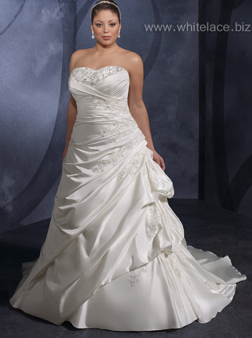 Buy Online | Plus Size Wedding Dresses & Bridal Gowns | Davids Bridal