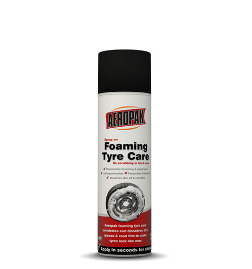 Aeropak Foam Cleaner for Tyre 650ml