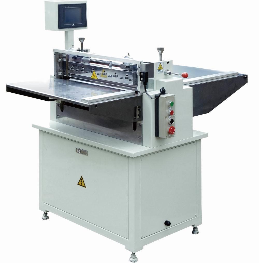 Kiss Cut and Through Cut Sheet Cutting Machine (CQ-360)